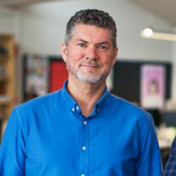 Graham McCorkill, Co-Founder and Director of Buzinga App Development at Buzinga