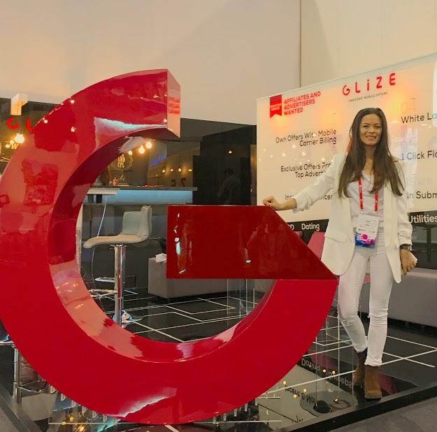 Iuliana Gavrila, Senior Affiliate Manager at BrokerBabe