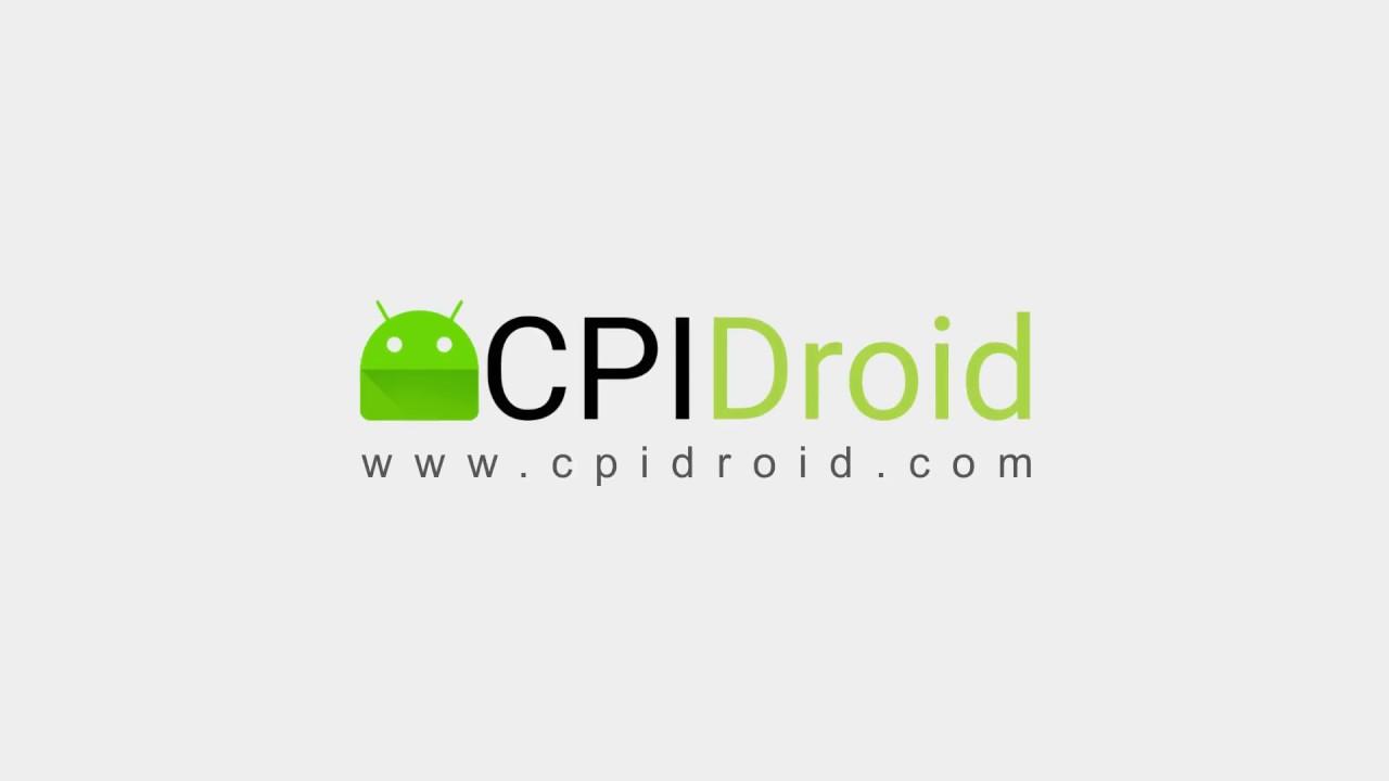 CPIDroid
